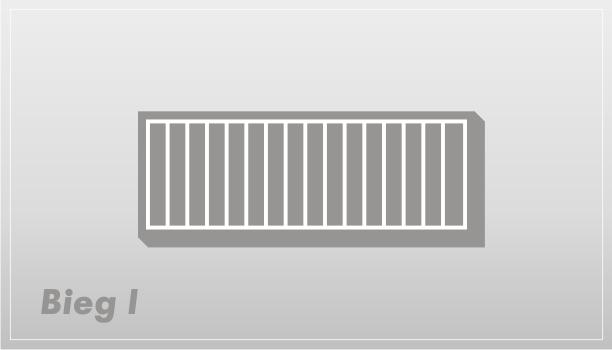 Rodzaje schodow - Bieg typu I | Olsztyn
